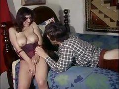 Vintage Big Chopper Cowboy Fills Hairy Girl Bootie Hole (Camaster)