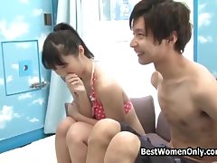 Japanese Nice Sexual connection Pretend Games Belle Girl In Window Walls 5
