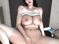 Look up POV PORN with a big bust Japanese heedfulness