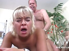Mmv Films Anjelika J & Martinee - crazy group sex video