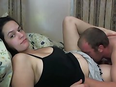 Hairy Get hitched Creampie
