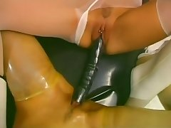 Sheila Scott - Tanya Hyde, Rubberfuckers Rule Ornament 3